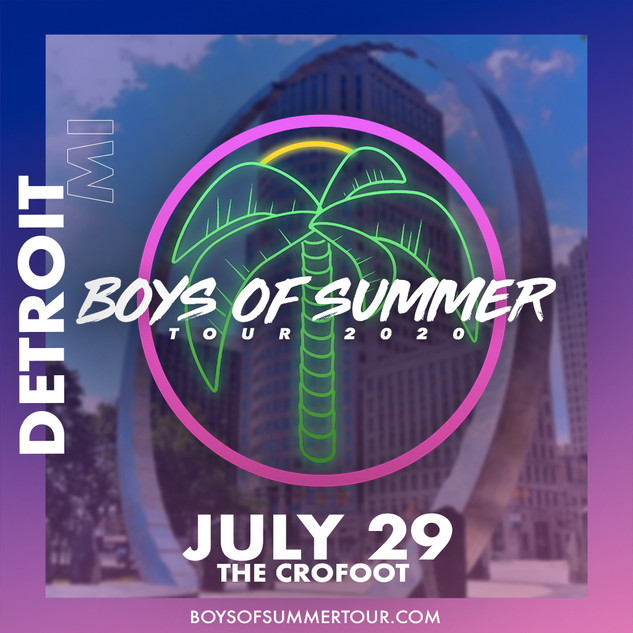 DETROIT - Wed July 29