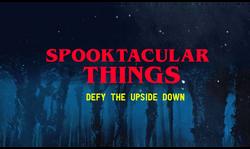 Spooktacular Things