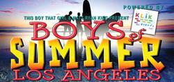 Boys Of Summer 2014 - Los Angeles