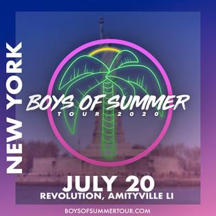 NEW YORK - Mon July 20
