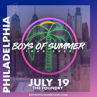 PHILADELPHIA - Sun July 19