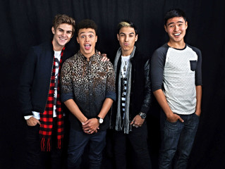 IM5 has joined Cinco -2... with Weekly Chris, Diamond White and Dom DeAngelis