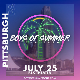PITTSBUGH - Sat July 25