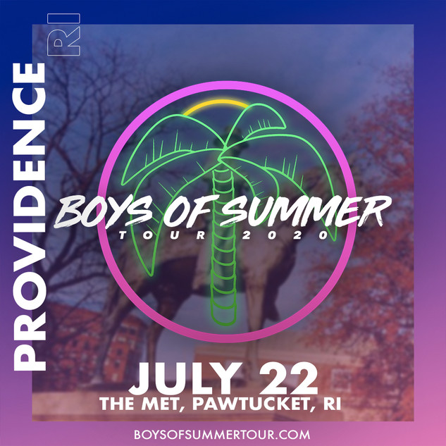 PROVIDENCE/BOSTON - July 22