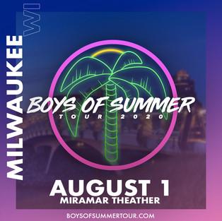 MILWAUKEE - Sat Aug. 1