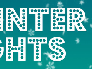 WINTER LIGHTS 3 happens DECEMBER 6 at YOST THEATER in SANTA ANA... Don't Miss the show that star