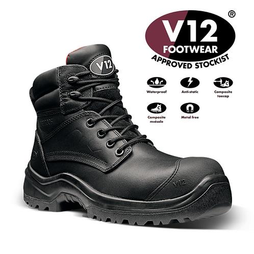 V12 Ibex STS S3 SRC WR Derby Boot V1801