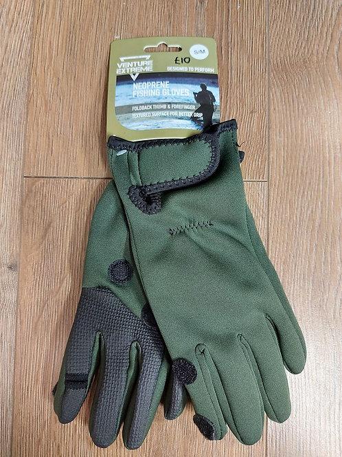 Neoprene Fishing Gloves AG34