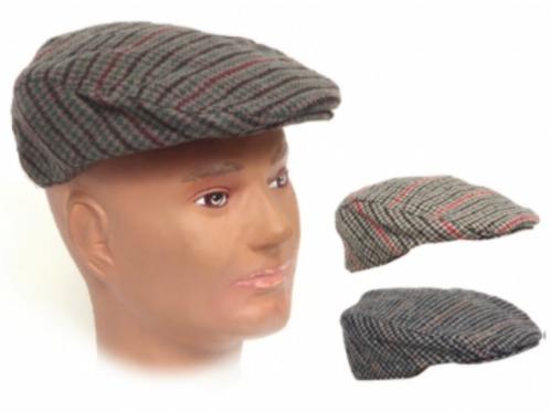 Tweed Flat Cap AH620
