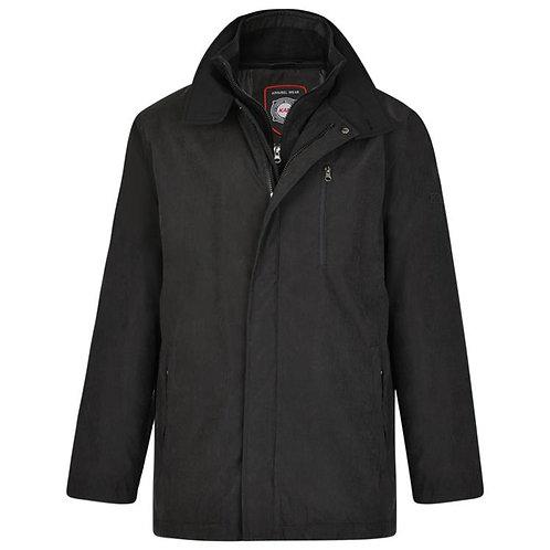 Casual/Smart Jacket by Kam Jeanswear KV111 Navy