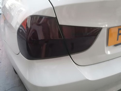 Rear Light Tints BMW