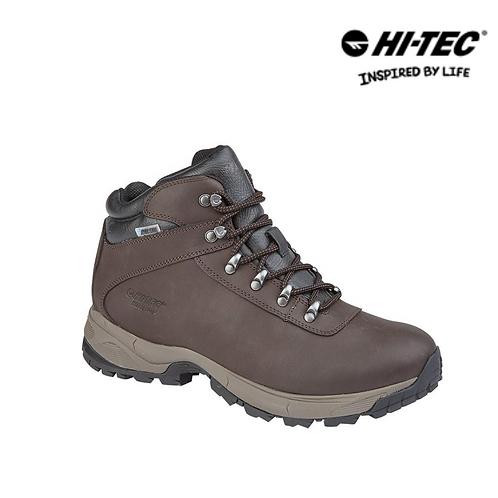 HI-TEC Eurotrek Lite WP Dark Brown Waterproof Hiking Boot M276DBY