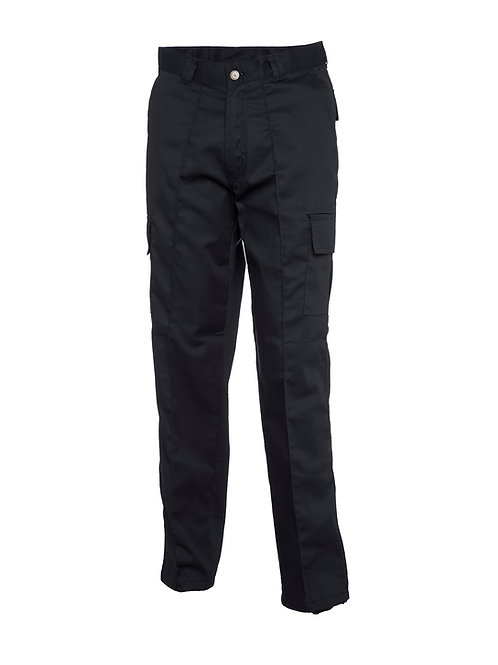Uneek Cargo Trousers Unisex Short, Regular or Long Leg UC902