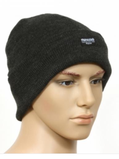 Knitted Beanie Hat AH07