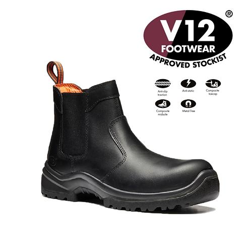 V12 Colt STS Black S1P SRC Dealer Boot VR609.01
