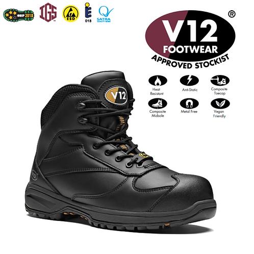 V12 Octane IGS Black S3 HRO SRC Hiker Vegan Friendly V1920