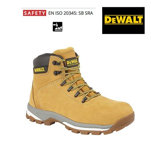 DEWALT Sharpsburg Honey Full Grain Nubuck Hiker Safety Boot DW003N
