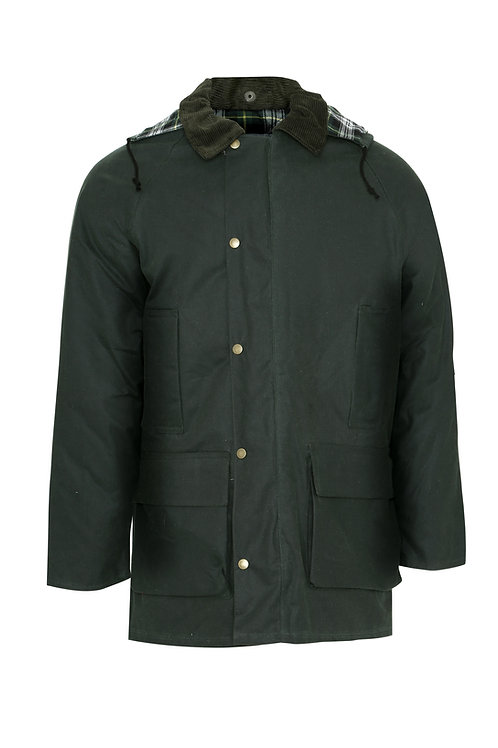 Champion Country Estate Howick Wax Jacket 3650
