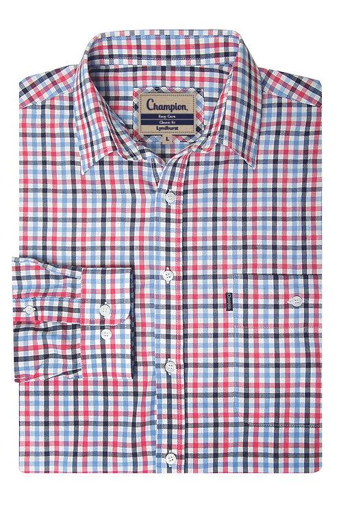Champion Country Estate Lyndhurst Long Sleeved Shirt 3077