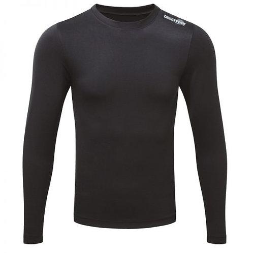 TuffStuff Basewear Top Black 808