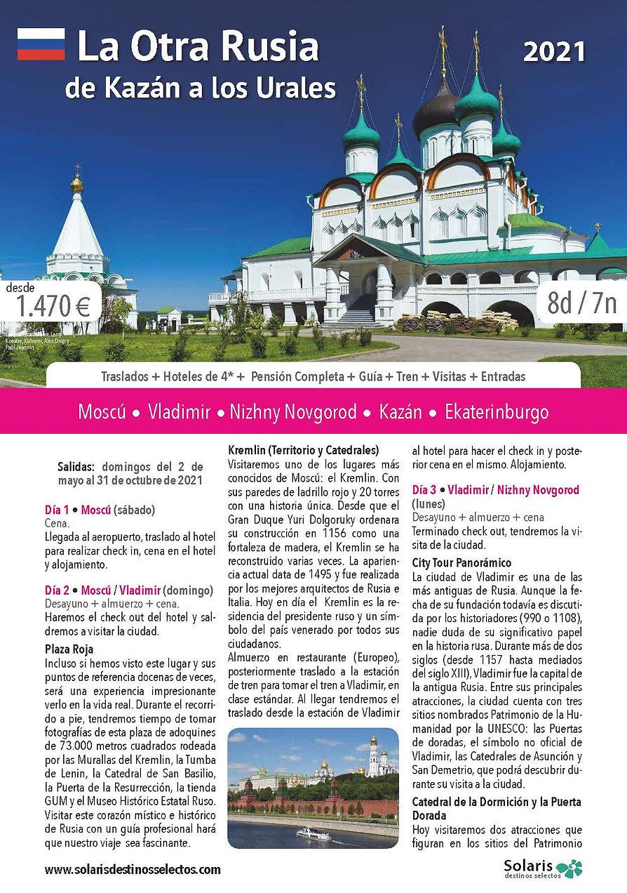 La Otra Rusia de Kazan a los Urales_Pág