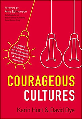 Courageous Cultures