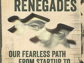 """Sean Dowdell - Co-author of """"Brand Renegades"""""""