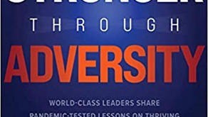 "Joseph Michelli - Author of ""Stronger Through Adversity"""