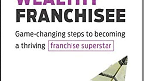 """Scott Greenberg - Author of """"The Wealthy Franchisee"""""""
