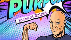 """Richard Wright - Author of """"The Power of Purpose"""""""