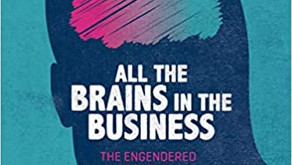 """Kate Lanz - Co-author of """"All the Brains in the Business"""""""