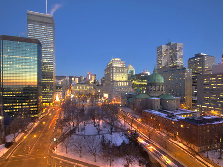 Montreal - Transforming the economy of a city through open innovation