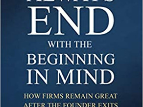 """Donald F. White - Author of """"Always End with the Beginning in Mind"""""""