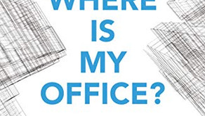 """Chris Kane - Author of """"Where is My Office?: Reimagining the Workplace for the 21st Century"""""""