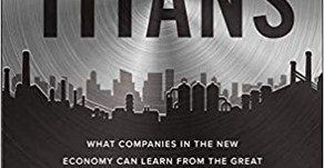 """Scott Davis - Co-author of """"Lessons from the Titans"""""""