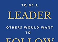 """Dr Johanna Pagonis - Author of """"Choose to be a leader others would want to follow"""""""
