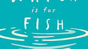 """Dr Garth Japhet - Author of """"Like Water is for Fish: The Power of Story in our Lives"""""""