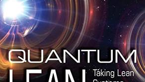 """Sean Fields - Author of """"Quantum Lean"""""""