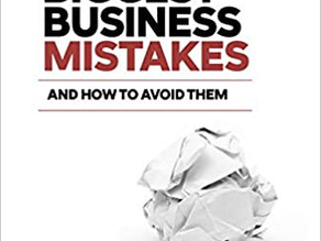 """Patrick Burke - Author of """"The 10 Biggest Business Mistakes: And How To Avoid Them"""""""