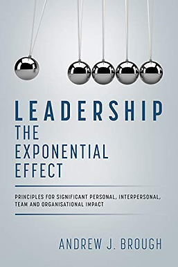 Leadership: The Exponential Effect: Principles for Significant Personal, Interpersonal, Team and Organisational Impact