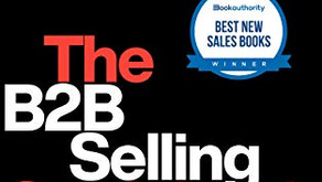 """Jim Irving - Author of """"B2B Selling Guide Book"""""""