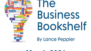 Business Bookshelf - March 2021
