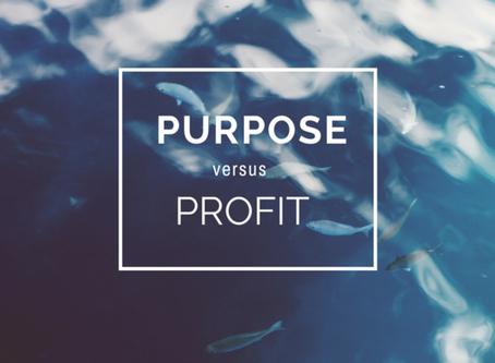 Purpose Driven Idea Management