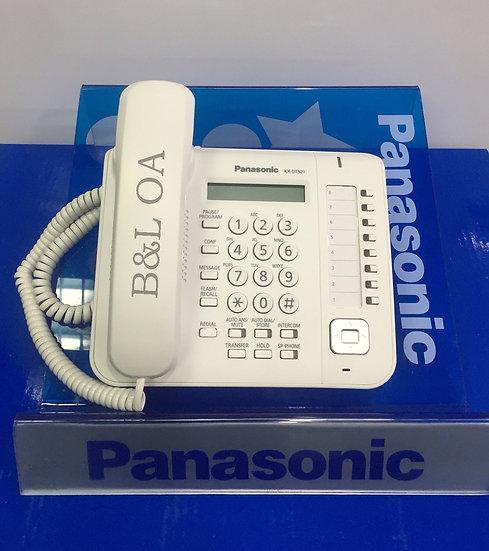 KX-DT521X โทรศัพท์แบบดิจิตอลคีย์ Digital Key Phone