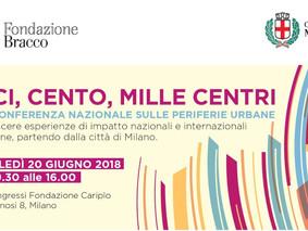 1^Conferenza Nazionale sulle Periferie Urbane