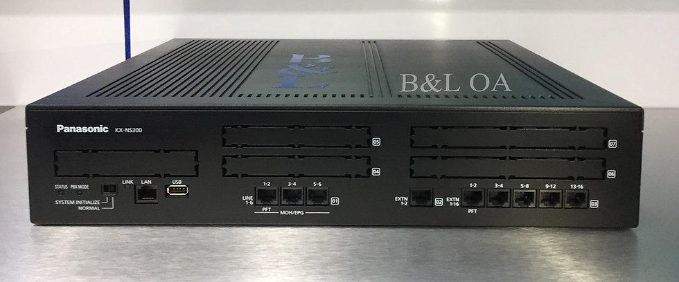 KX-NS300BX (6/18) ตู้สาขา Hybrid IP PBX