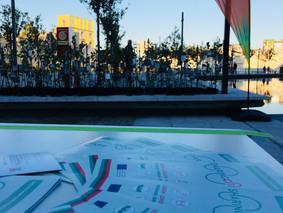 Inaugura Piazza Olivetti, cuore dello Smart District Symbiosis