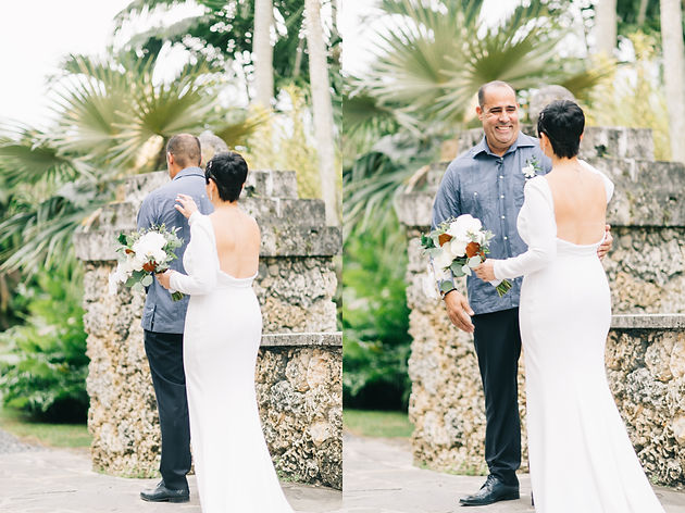 Secret Gardens Miami Wedding