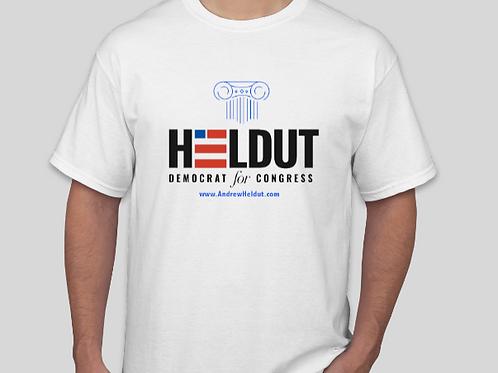 Heldut's T-Shirt - S,M,L,XL