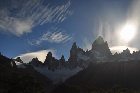 Fitroy - Cerro Torre
